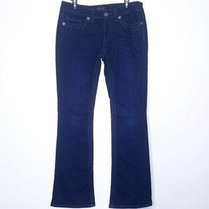 Seven7 Dark Wash Boot Cut Jeans
